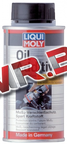 Антифрикционная присадка для масла Liqui Moly Oil Additiv   125мл