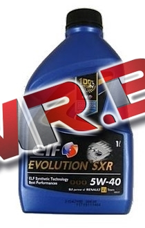 ELF 5W-40 Evolution SXR 1L