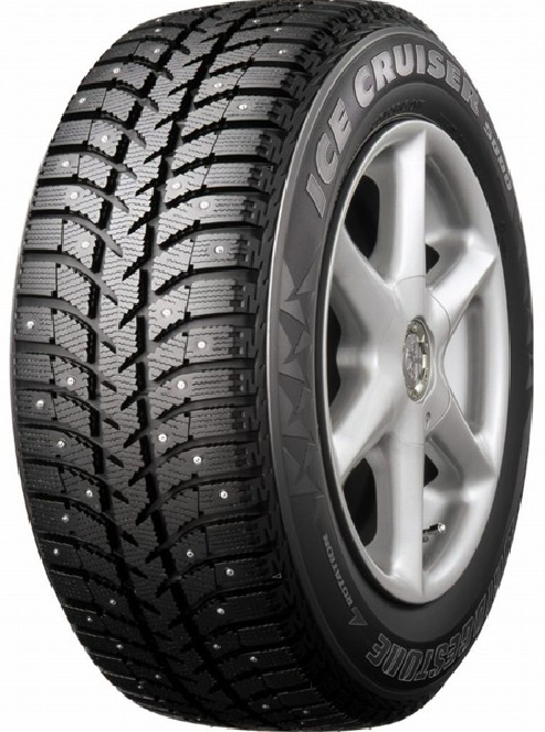 Шина зимняя 275/40R20 ICE CRUISER 7000 106T XL (с шипами) Страна производства: Япония